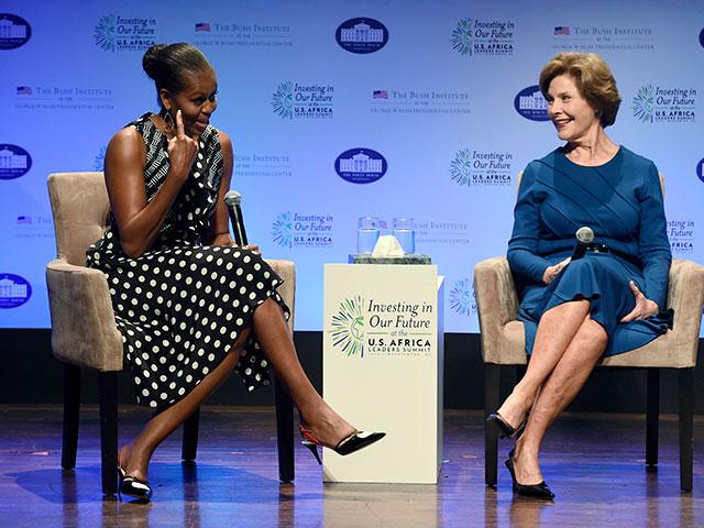 MICHELLE OBAMA: 'WOMEN ARE SMARTER THAN MEN'