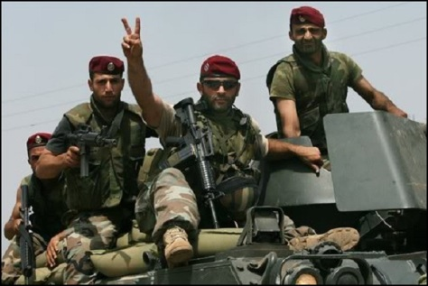 Lebanon - Soldiers 1