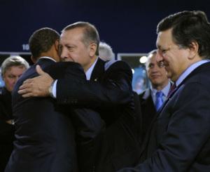 Obama Erdogan - Turkey