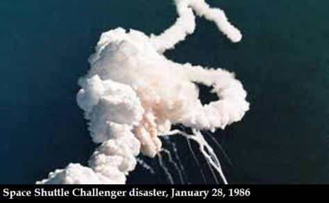 Challenger disaster