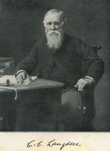 Christopher C. Langdell